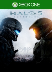 Portada de Halo 5: Guardians