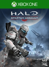Portada de Halo: Spartan Assault
