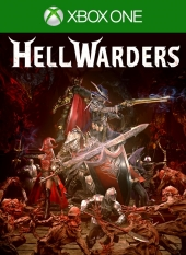 Portada de Hell Warders