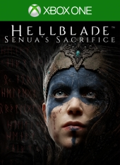 Portada de Hellblade: Senua's Sacrifice