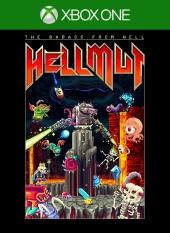 Portada de HELLMUT: THE BADASS FROM HELL