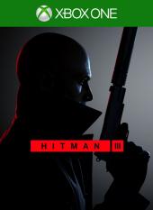 Portada de Hitman III