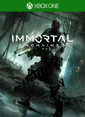 Portada de Immortal: Unchained