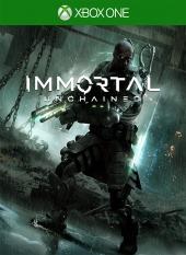 Portada de Immortal: Unchained