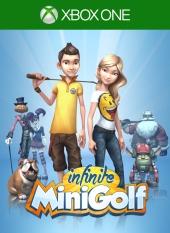 Portada de Infinite Minigolf