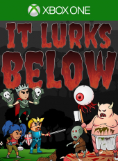 Portada de It Lurks Below