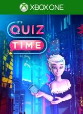 Portada de It's Quiz Time