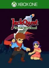 Portada de JackQuest: Tale of the Sword