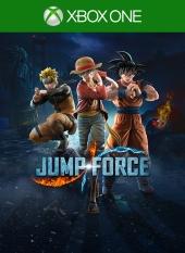 Portada de Jump Force