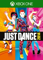 Portada de Just Dance 2014