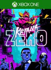 Portada de Katana Zero