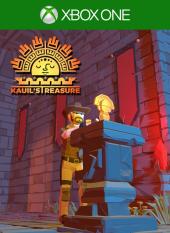 Portada de KAUIL'S TREASURE
