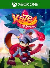 Portada de Kaze and the Wild Masks