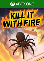 Portada de Kill It With Fire