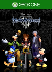 Portada de Kingdom Hearts 3