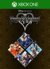 Portada de Kingdom Hearts HD 1.5 + 2.5 Remix