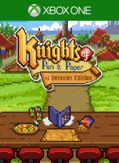 Knights of Pen and Paper +1 Deluxier Edition Games With Gold de abril