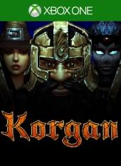 Portada de Korgan