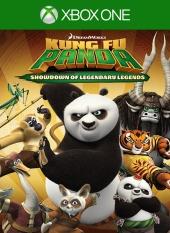 Portada de Kung Fu Panda Confrontación de Leyendas Legendarias