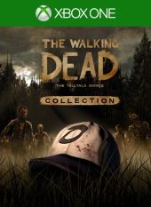 Portada de La Colección The Walking Dead - The Telltale Series