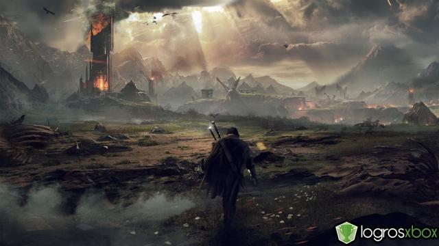 El país de la sombra responde al regreso de Sauron y el Monte del Destino tiembla.