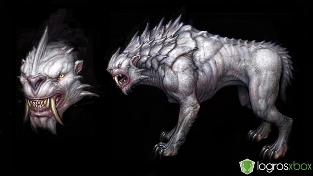 Las presas favoritas de estas bestias son los depredadores pequeños.