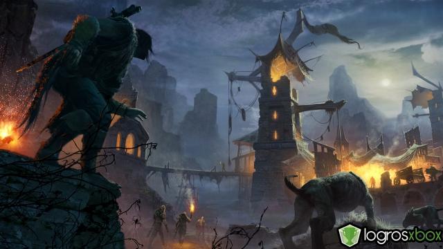 En Mordor la noche es incluso más peligrosa que el día.