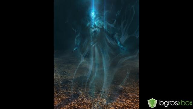 Muchos espíritus residen en el reino de Sauron, el Nigromante.