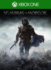 Portada de La tierra media: Sombras de Mordor