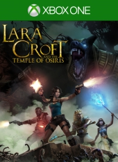 Portada de Lara Croft and the Temple of Osiris