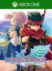Portada de Legend of the Tetrarchs
