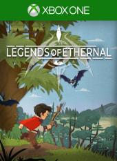 Portada de Legends of Ethernal