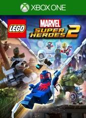 Portada de LEGO Marvel Super Heroes 2
