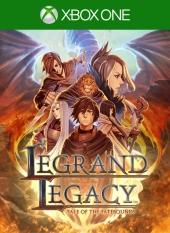 Portada de Legrand Legacy