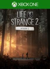 Portada de Life is Strange 2