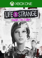 Portada de Life is Strange: Before the Storm