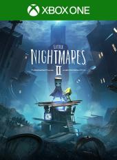 Portada de Little Nightmares II