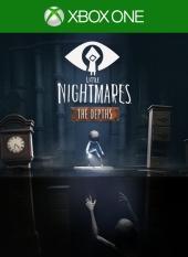 Portada de DLC Little Nightmares - Las Profundidades DLC
