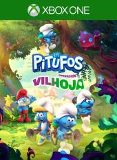 Portada de Los Pitufos - Operación Vilhoja