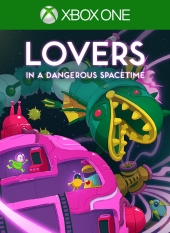 Lovers in a Dangerous Spacetime Games With Gold de enero