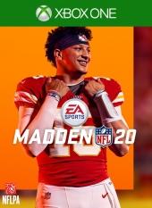 Portada de Madden NFL 20
