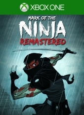 Portada de Mark of the Ninja Remastered