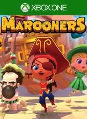 Portada de Marooners