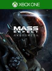 Portada de Mass Effect: Andromeda