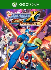 Portada de Mega Man X Legacy Collection 2