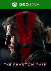 Portada de Metal Gear Solid V: The Phantom Pain