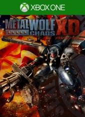 Portada de Metal Wolf Chaos XD