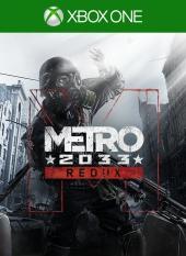 Portada de Metro 2033 Redux
