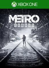 Portada de Metro: Exodus