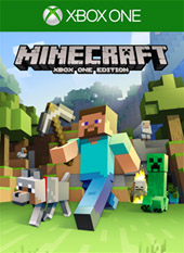 Portada de Minecraft: Xbox One Edition